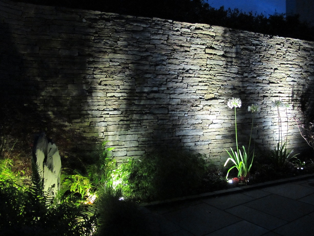 Garden Lighting Peninsula Stone Howth Stone For Patios
