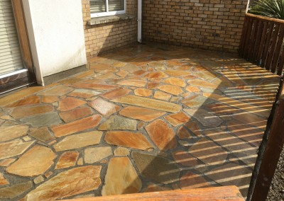 quartz patio
