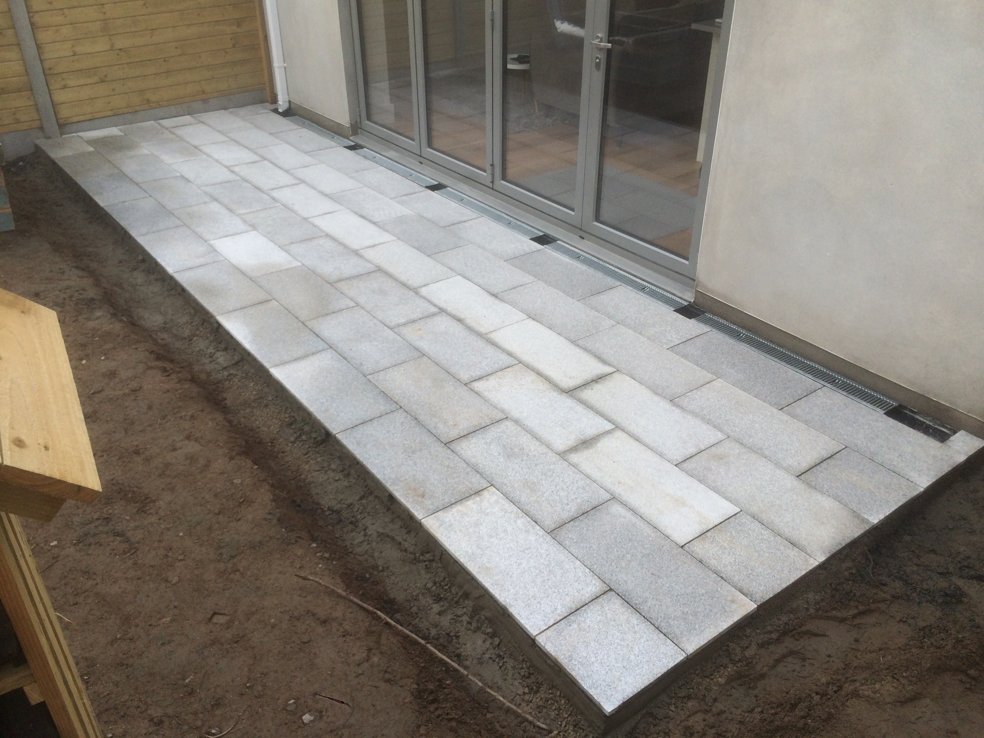 Granite Patios Paving Malahide Portmarnock Howth