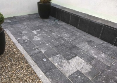 kilkenny limestone paving and commercial at dublin airport