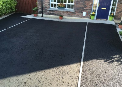 tarmac restoration after